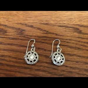 Brighton illumina French earrings